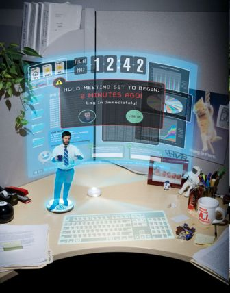 The office of the future for Office design of the future